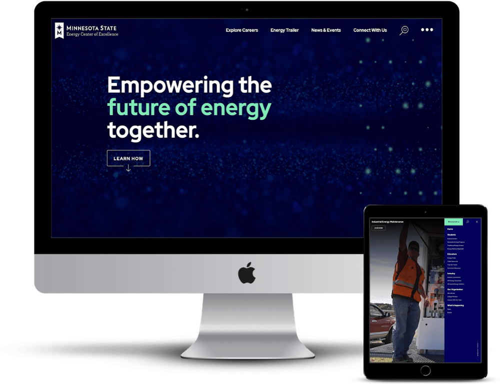 MN Energy home page